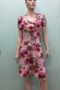 Платье 216С(р-ры: 88-108состав: хлопок 100%)